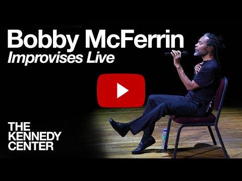 Bobby McFerrin Improvises Live