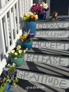 Grace Trail Steps