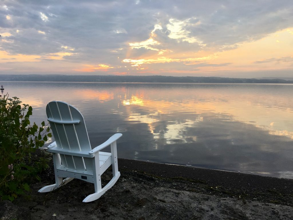 Chautauqua Sunrise August 14, 2019