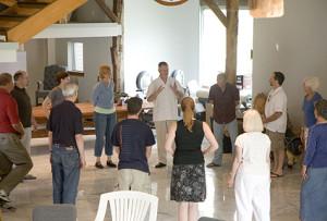 Alan Teaching Workshop Session