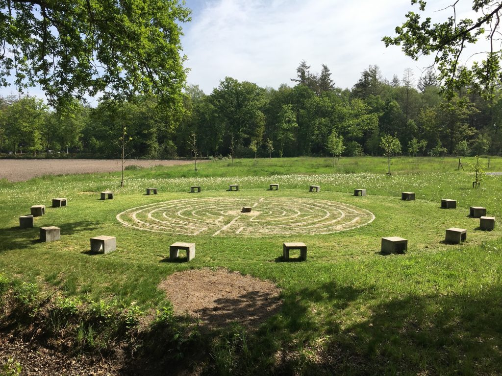 Kapellerput labyrinth complete