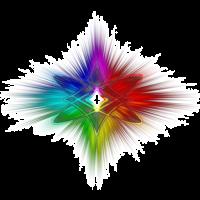 Center for Transformational Presence Burst Logo